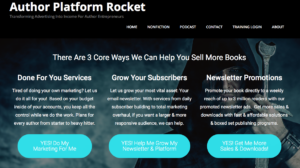 Author Platform Rocket Review